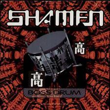 """SHAMEN Boss Drum  7"""" Ps, 4 Tracks"""