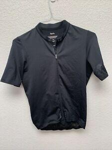 Rapha Men Pro Team Short Sleeve Midweight Cycling Jersey | Medium | Black