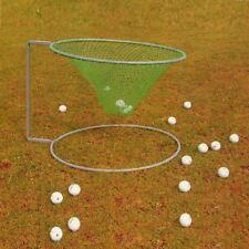 """Portable 24"""" mini pratique golf chipping filet extérieur jardin intérieur training aid"""