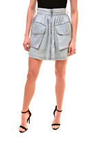 Diesel Women's De Boden Gonna Mini Skirt Blue Size 25 RRP £120 BCF86