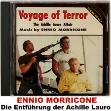 Ennio Morricone - Voyage of Terror - Soundtrack CD NEU - out of print