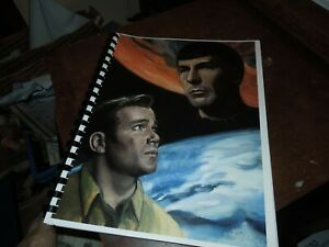 "Star Trek Fanzine "" Future Imperfect"""