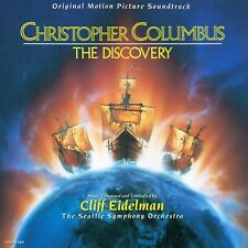Christopher Columbus: The Discovery (1992) Original Soundtrack CD Cliff Eidelman