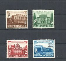 German Reich, 1941 Michel numbers: 764 - 767 **, Mint, catalogue value £ 13