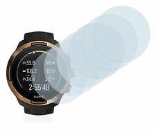 Suunto 9 Baro  Smart Watch, 6 x Transparent ULTRA Clear Screen Protector