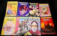 INTRODUCING FREUD FEMINISM ISLAM PHILOSOPHY POSTMODERNISM PSYCHOLOGY 8 BOOK SET