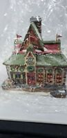 Dept 56 North Pole Express Depot - In Excellent Condition