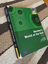 Becker's World of the Cell - Eighth Edition - Shipping included in the price.