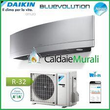 CONDIZIONATORE DAIKIN INVERTER EMURA SILVER WiFi FTXJ35MS R32 Bluevolution 12000