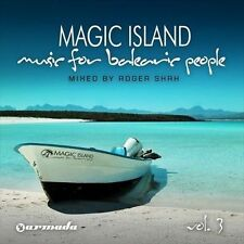 ROGER SHAH Magic Island:Music for Music for Balearic People, Vol 3 (TWO CD SET)