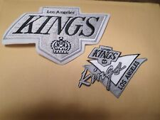 NHL LA LOS ANGELES KINGS IRON ON PATCH LOT 2014 STANLEY CUP AWESOME