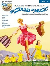 The Sound of Music Sheet Music Beginning Piano Solo Play-Along Book an 000316165