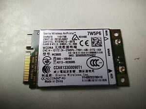 Dell Latitude E6440 E7240 E7440 4G Wireless WWAN Card 07W5P6 Sierra DW5570