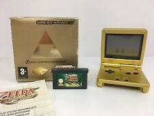 NINTENDO GAMEBOY ADVANCE ZELDA EDITION LIMITE / The Minish Cap / MINT