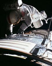 Apollo 17 Ronald Evans Trans-Earth Eva 8x10 Silber Halogen Fotodruck