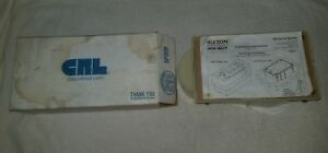 CRL Rixson 27 & 28 Floor Closer Cement Case 253000 w/Box/Manual (New)