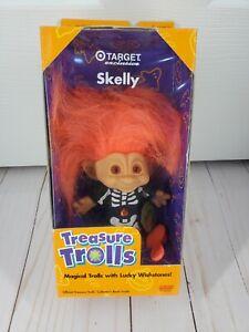Vintage Trolls Skelly Limited Target Exclusive 1998 New In Box Halloween Galoob