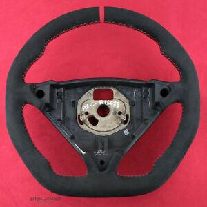 Porsche Cayenne custom steering wheel thicker + smaller Alcantara 955 957 03-10