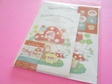 Adorable Sanrio Characters Letter Set - 12 Sheets / 6 Envelopes - New!