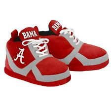 Alabama Crimson Tide Colorblock Slippers - NEW - FREE USA SHIPPING 15