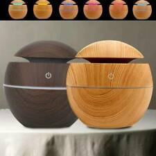 LED Essential Air Purifier Oil Aroma Diffuser Aromatherapy Ultrasonic Humidifier