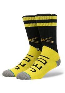 """Stance Men's Star Wars Socks """"Varsity Jedi"""" Large (9-12)"""