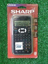New listing Sharp Scientific Calculator El-531Xb-Wh New Sealed Sat Psat