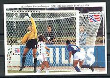 Block Losotho Fußball WM 1994 USA Nr: 112 ** postfrisch BR545