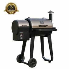 Z Grills Wood Pellet Grill BBQ Smoker Digital Control with Cover ZPG-450A