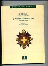 Orsi # RIPAILLE # Bianco # PICCOLO SAN BERNARDO # B.L.U. Editoriale 1995 #1A ED.