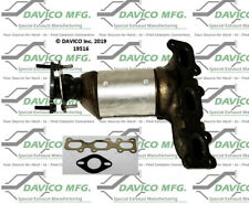 Catalytic Converter-Exact-Fit Left Davico Exc CA 19516