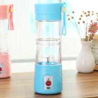 EHM Portable Personal Juicer Blender Cup Fruit Smoothie Mixer Maker Travel