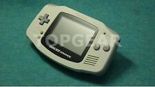 Nintendo Game Boy Advance console White new screen GBA by TOPGEAR.jp