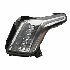 OEM NEW Driver Side Headlight Lamp LED 15-20 Cadillac Escalade & ESV 84216044