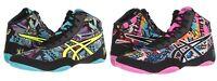Asics JB Elite V2.0 Wrestling Shoes Men's Size 8-12 Cosmic Graffiti J501Q Last 1