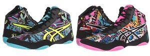 New Men's Asics JB Elite V2.0 Wrestling Shoes Size 11.5 12 Cosmic J501Q-4107