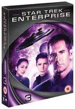 Star Trek Enterprise Season 3 - DVD Fast Post for Australia Top