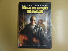 DVD / DIAMOND DOGS ( DOLPH LUNDGREN )