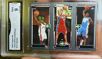 2003 TOPPS MATRIX LEBRON JAMES Rookie CARMELO  Anthony #111 Mint 9 Lakers RC