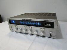Vintage Marantz 2230 Stereo Receiver w/ LED Upgraded Dial Lamps ---------> Cool!