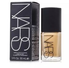 NARS Sheer Glow Foundation 1oz  30ml  MEDIUM 4 BARCELONA 6046 - Brand New in Box