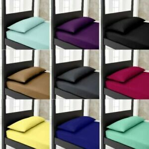 Long Bolster Pillow Case Cover - Body Pillow Neck Support 3Ft, 4.6Ft, 5Ft, 6Ft