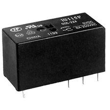 10 x 12V High Power Relay DPDT HF115F