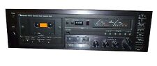 Nakamichi 670ZX 3 head auto azimuth cassette deck 120v-240 switchable