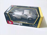 Burago Bugatti Atlantic Model Car Itailan Design Boxed Die Cast Metal