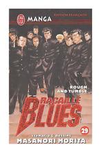 manga Racaille Blues Rough And Tumble tome 29 Masanori Morita J'ai Lu épuisé VF