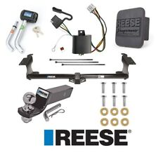 """Reese Trailer Tow Hitch For  05-10 Honda Odyssey Deluxe Wiring 2"""" Ball and Lock"""