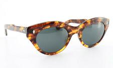 Eyevan Sunglasses Model E-31 382 Vintage Sunglasses Japan Tortoise Cat Eye 90s