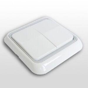 S2225E X10/Marmitek compatible Dual Appliance Switch Home Automation NEW
