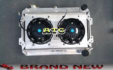 For Mazda RX7 RX-7 S1 S2 S3 1979-1985 MT 3 ROW Aluminum Radiator + SHROUD + FAN